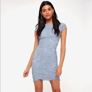 Lulus right sheer right now dress